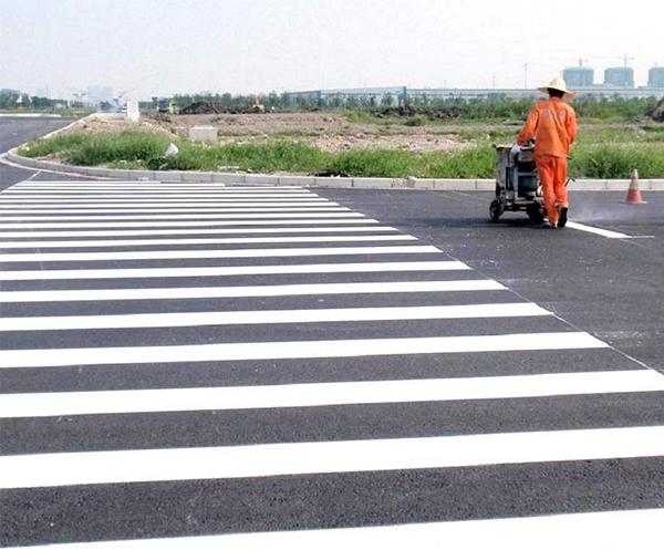 黑龙江马路划线漆